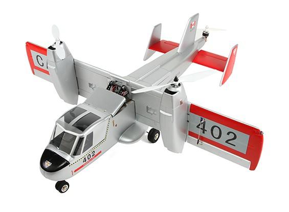 Canadair CL-84 Dynavert ala basculante VTOL PNF