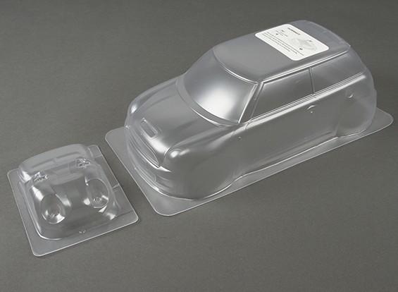 01:10 Mini Cooper S 2001 chiaro Shell corpo (per M chassis)