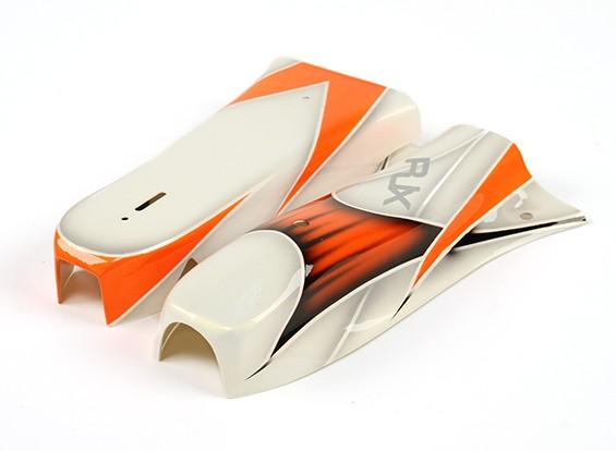 RJX CAOS330 Canopy Set Arancione