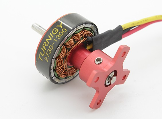 1300kv Turnigy 2730 Brushless Motor