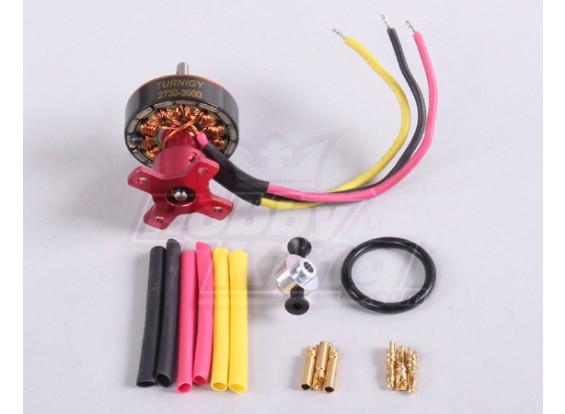 3000kv Turnigy 2730 Brushless Motor