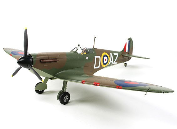 Durafly ™ Spitfire Mk1a 1.100 millimetri (PNF)