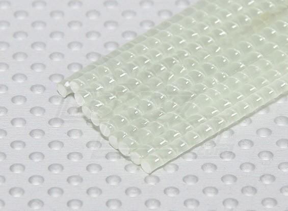 Fibra di vetro Rod 750x2.5mm (10pcs / set)