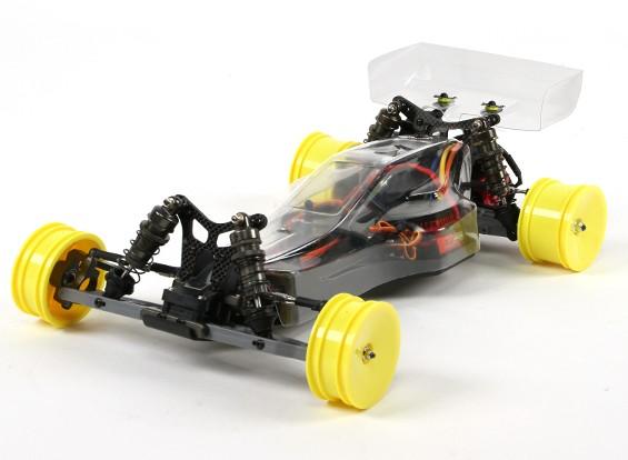 1 / 10th 2WD corsa buggy (versione ARR)