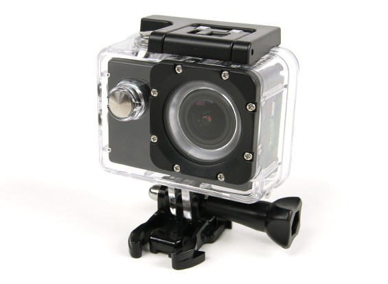 """Camera Turnigy 2K HD """"Black Edition"""" (pacchetto completo)"""