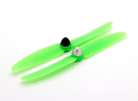 Gemfan Multi-rotore 5x3 Elica Autofissante (verde)