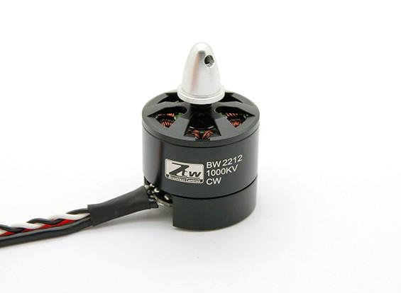 Black Widow 2212 1000kV con built-in ESC CW