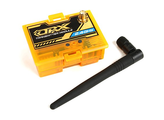 OrangeRX DSMX DSM2 Compatible Module 2.4Ghz Trasmettitore V1.2 (JR / Turnigy / Taranis compatibile)