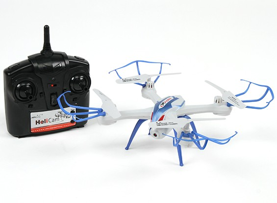 Runqia Giocattoli RQ77-10G Explorer Drone con videocamera HD (modalità 2)