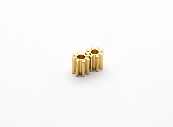 Pignone 8T (2 pezzi) - Basher Rocksta 1/24 4WS Mini Rock Crawler