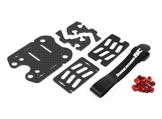 ImmersionRC Vortex 250 Pro Kit GoPro incliner
