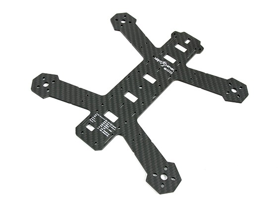 NightHawk 200 Parts - bordo inferiore (3mm)