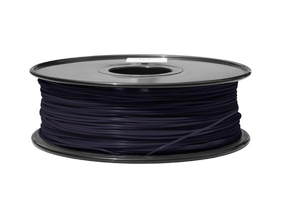 Dipartimento Funzione 3D filamento stampante 1,75 millimetri ABS 1KG spool (colore Changinge - viola al rosa)