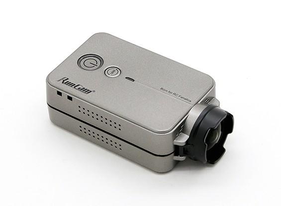 RunCam2 FULL HD 1440P 4 MP 120 gradi FPV macchina fotografica w / WiFi (argento)