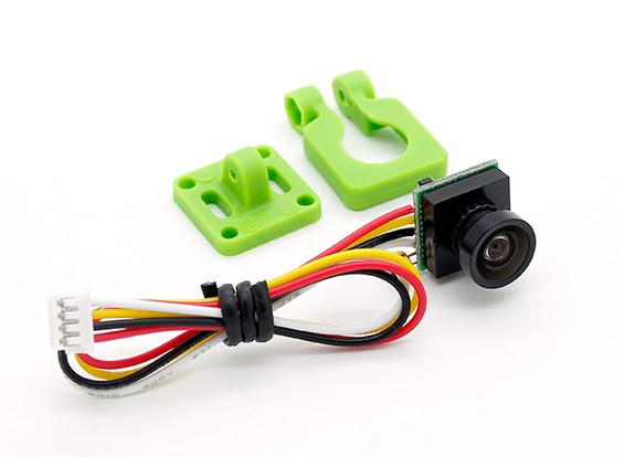 Diatone 600TVL 120deg microcamera (verde)