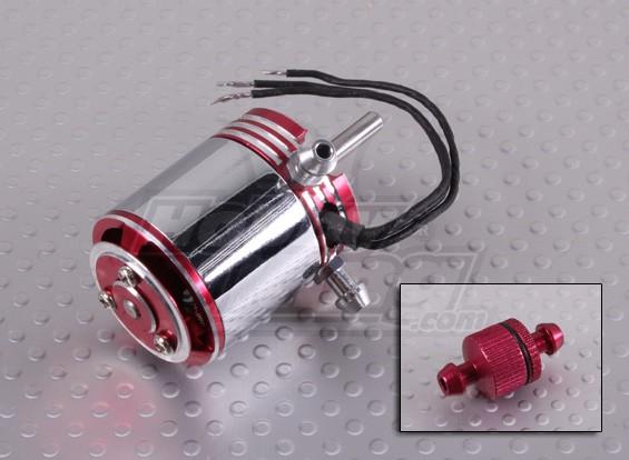 ADS300 raffreddato ad acqua senza spazzola di Outrunner 3000kv 300w