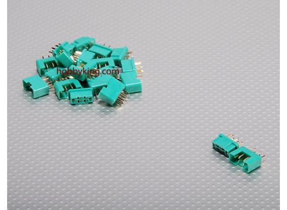 MPX connettore maschio / femmina (10pairs / set)