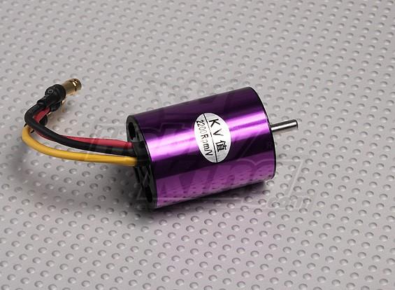 B2835-2200kv Brushless Inrunner