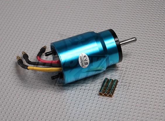 BL3650-1500kv Brushless Inrunner (Barca)
