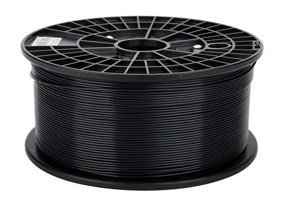 CoLiDo 3D filamento stampante 1,75 millimetri PLA 1KG Spool (nero)