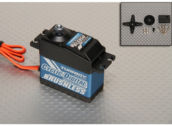 Turnigy BLS950 Digital Brushless ciclico Servo 11,5 kg / .12sec / 56g