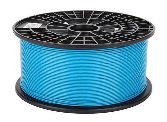 CoLiDo 3D filamento stampante 1,75 millimetri PLA 1KG spool (Blu)