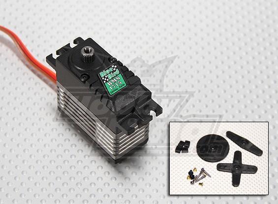 BMS-1715 HV Coreless digitale MG Servo (7.4V High Voltage) 28,2 kg / 0.15sec / 66G