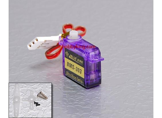 BMS-303 Ultra micro servo 0.7kg / .11sec / 3.7g