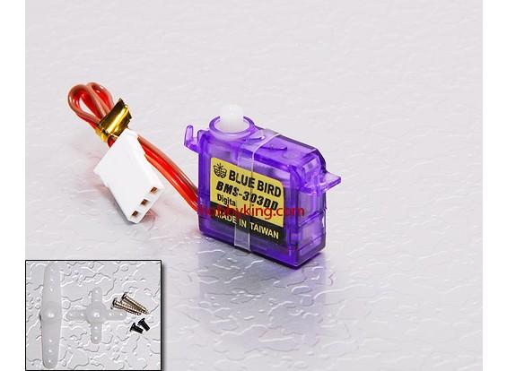 BMS-303DD Ultra digitale micro servo 0.7kg / .11sec / 3.4g (V2)