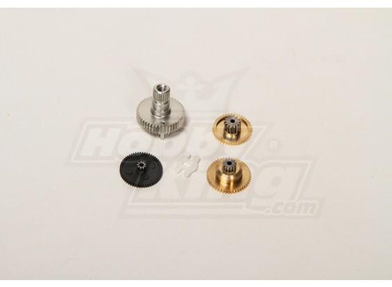 BMS-20612 Gears metallo per BMS-661MG + HS e BMS-661DMG + HS
