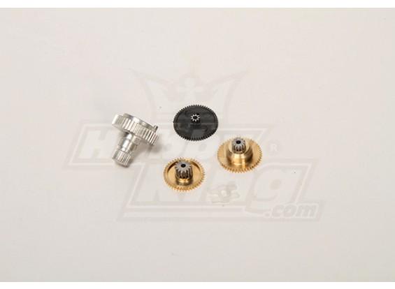 BMS-20617 Gears metallo per BMS-616MG + HS e BMS-616DMG + HS