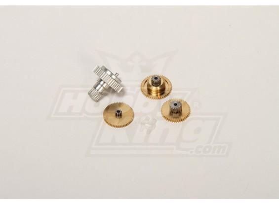 BMS-20804 Gears metallo per BMS-811DMGplusHS & BMS-821DMGplusHS
