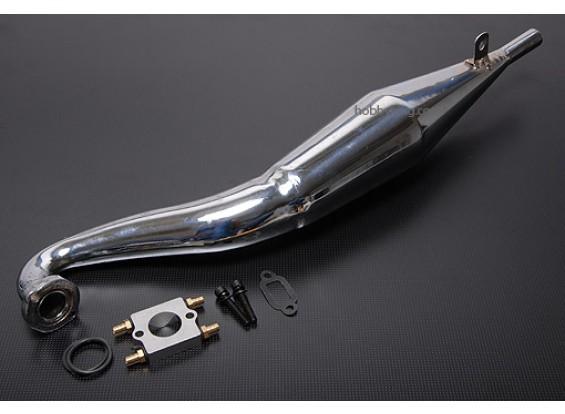 Alluminio Tune tubo 26cc