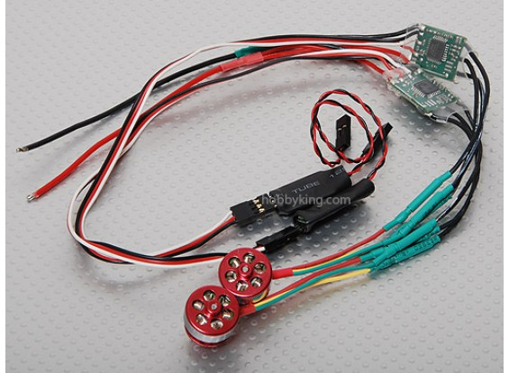 Kit di conversione Brushless per LAMA4 & LAMA3