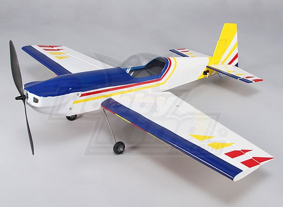 CAP 232 Balsa 922 millimetri Pre-Costruito Plug & Fly