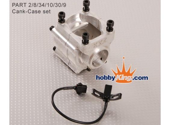 Caso XY motore Crank set (50cc)
