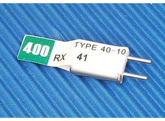 Doppia conversione Rx cristallo 41,120 (50U)