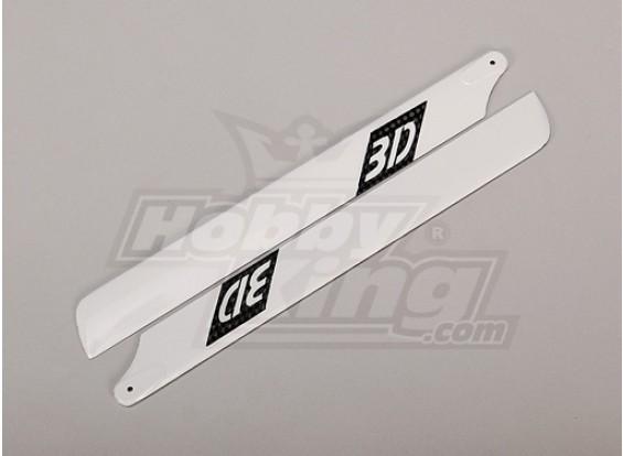 250 classe 205 millimetri in fibra di carbonio Main Blade