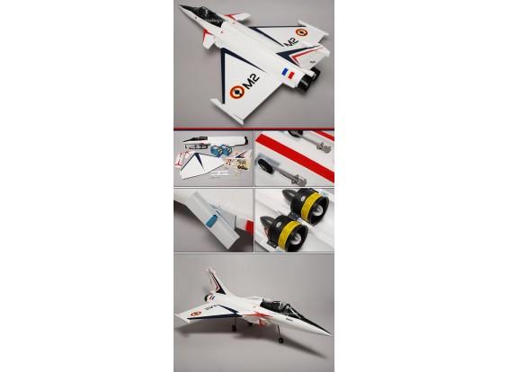 Dassault Rafale Doppia EDF Jet EPO