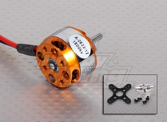 D2822 / 12-1800kv Brushless Outrunner Motor