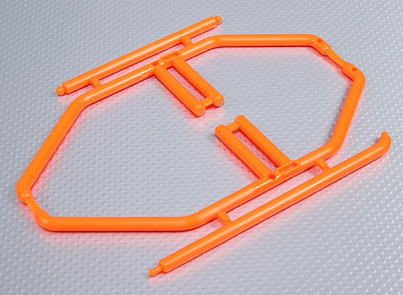 1/10 Roll Cage (Daglo arancione)