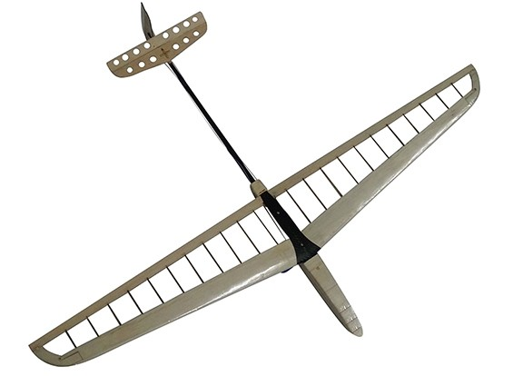 DLG Laser Cut Balsa Kit 1000 millimetri Apertura alare
