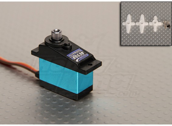 Turnigy DS530 Digital micro servo 13g / 3.0kg / 0.098sec