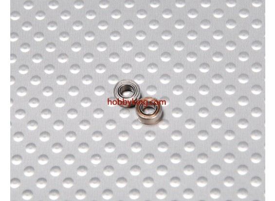 E4002 cuscinetto a sfere 3 x 6 x 2,5 mm per Firefox (2pcs / set)