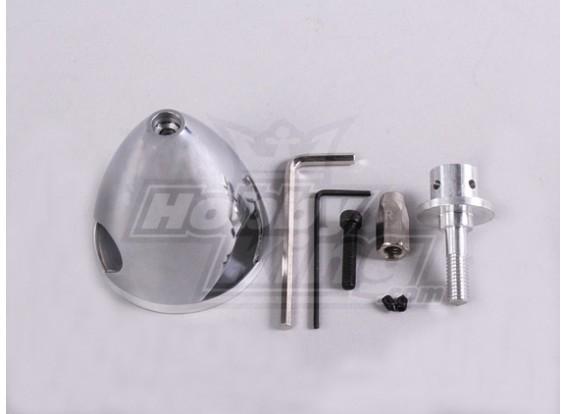 Spinner alluminio 51 millimetri / 2.0in - 3 Lama