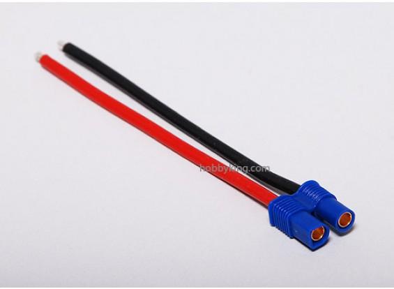 EC3 connettore femmina 14AWG 10 centimetri