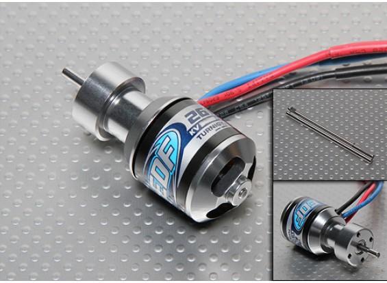 Turnigy 3000kv 2615 EDF Outrunner per 55/64 millimetri