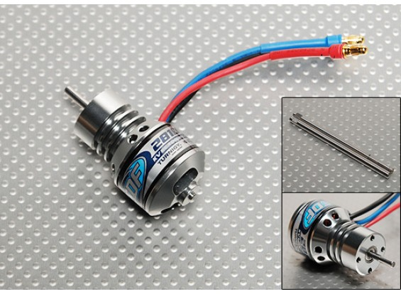 Turnigy 3500KV 2810 EDF Outrunner per 55/64 millimetri