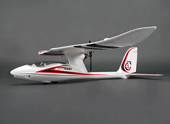 Sky Glider Facile 2.4G 4Ch 1.050 millimetri RTF (modalità 2)