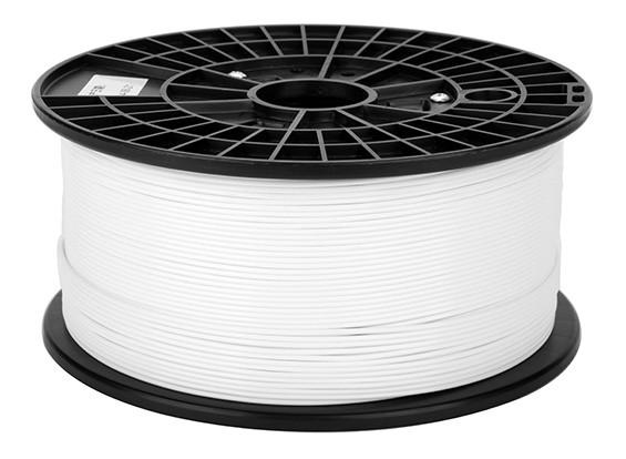 Stampante 3D CoLiDo flessibile filamento 1,75 millimetri PLA 1KG spool (bianco)